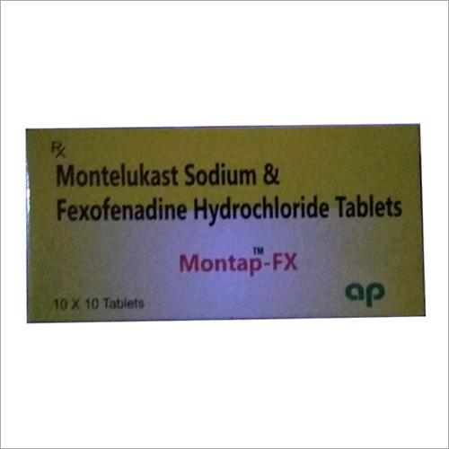 Montelukast Sodium And Fexofenadine Hydrochloride Tablet