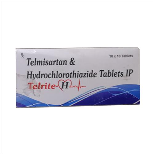 Telmisartan And Hydrochlorothiazide Tablet IP