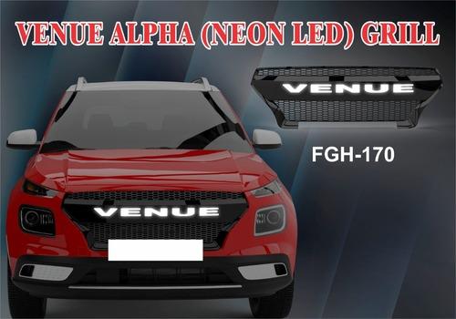 VENUE ALPHA GRILL (NEON LED)