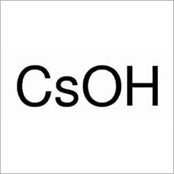 Cesium hydroxide solution, 10g