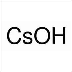 Cesium hydroxide solution, 10g