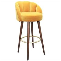 Modern Bar Chair with Upholstery