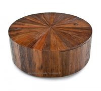 Classic Reclaimed Wood Coffee Table