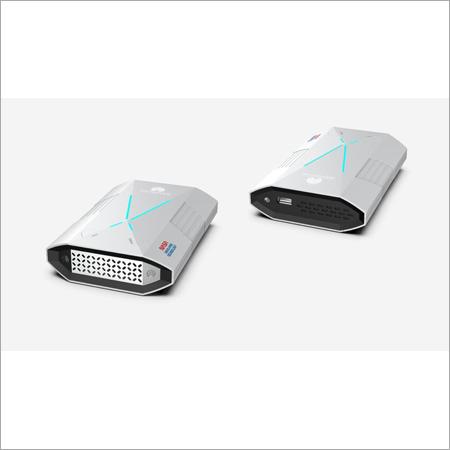 Semi-Automatic Home Air Purifier