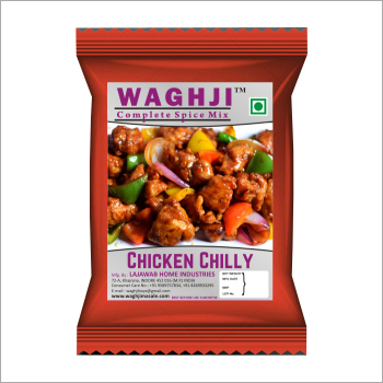 Chilly Chicken Masala