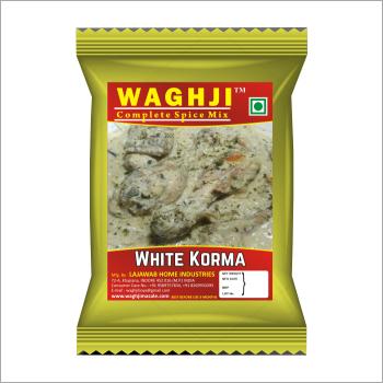White Korma Masala