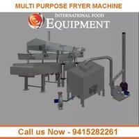 Fully Automatic Kurkure Machine