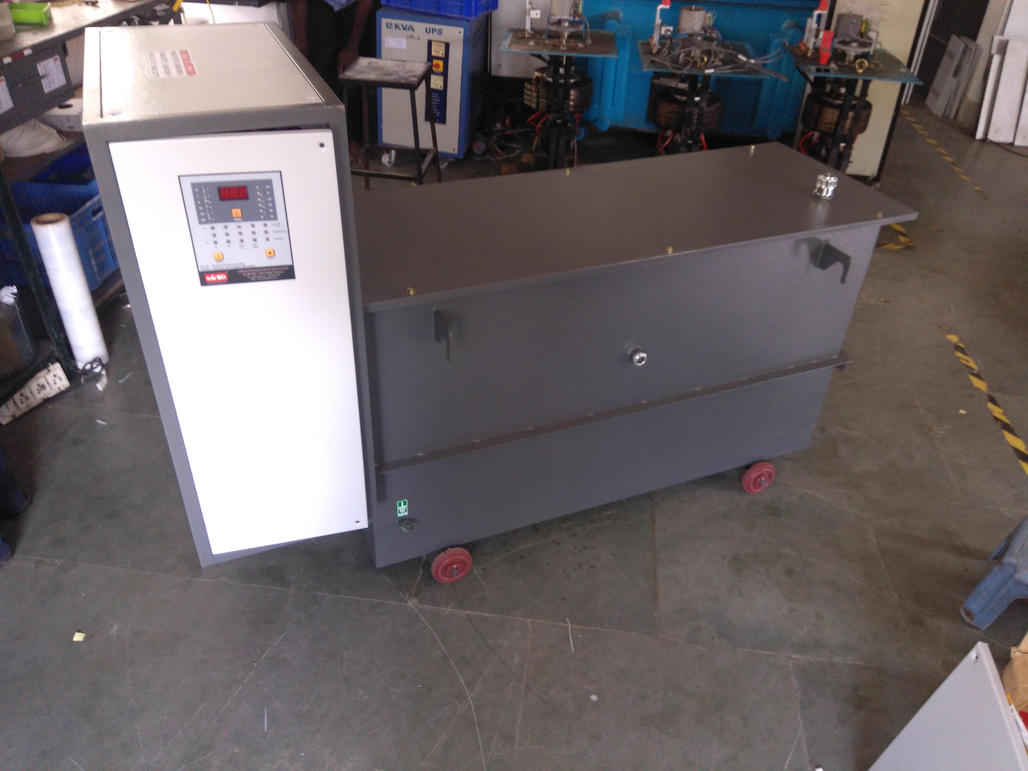 Customized Model Oil Cooled Servo Stabilizer
