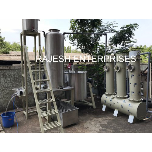 Automatic Silver Refining Machine