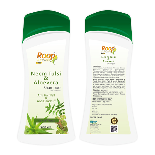 Herbal Aloevera Shampoo