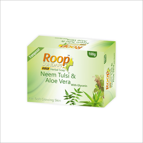 Roop Sundari Gold Herbal Soap