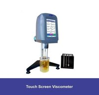 Touch Screen Viscometer