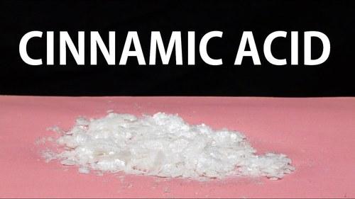Cinnamic acid, 5G