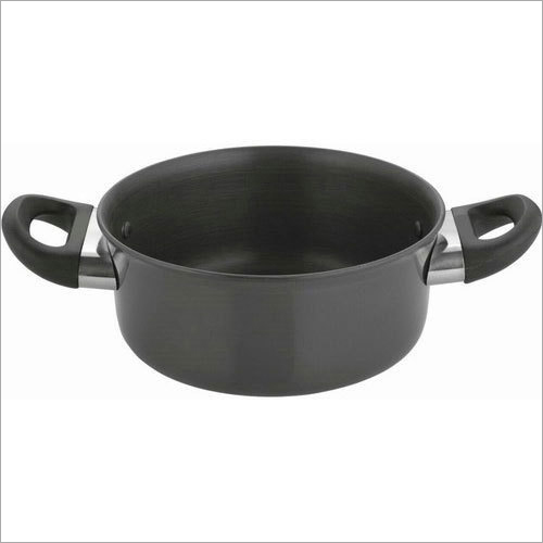 2 Litre Hard Anodised Cook N Serve Pot