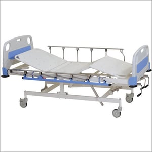 Fixed Height ICU Bed