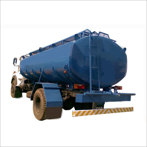 Water Sprinkler Tanker