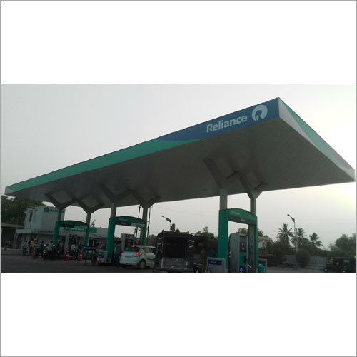 Petrol Pump Canopies