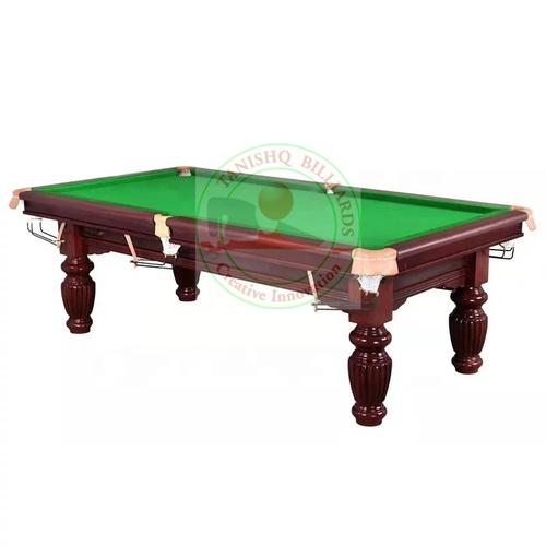 8ft, 4ft pool table