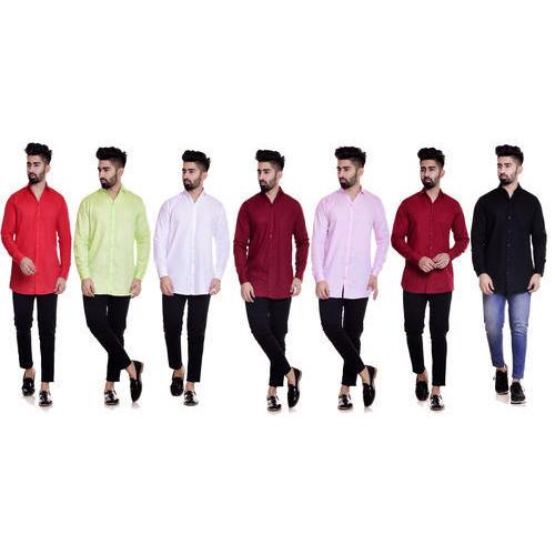 Mens Shirts Wear