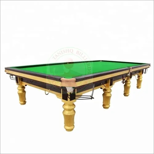 Green Billiard Snooker Table