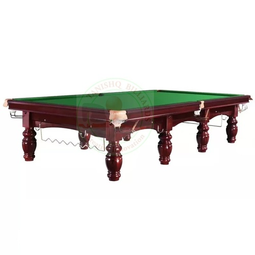 Snooker 12ft Billiard Table