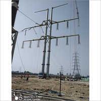 Electric Distribution Pole