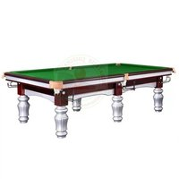 Mini snooker billiard tables 8ft