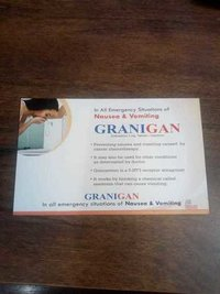 Granisetron 1 mg. Tablets/Injections