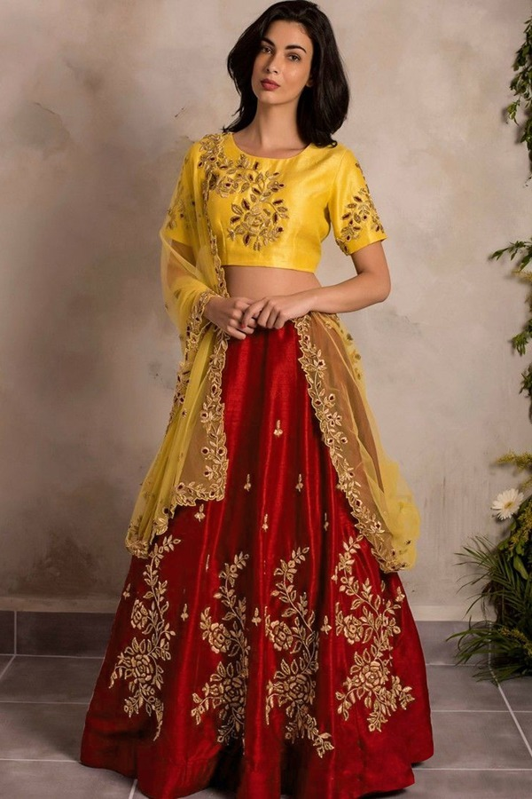 Designer party wear lehenga, wedding lehenga choli
