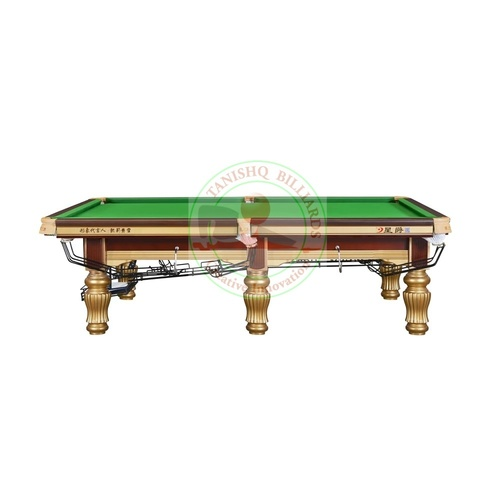 Solid Wood 9ft 8ft Billiard Pool Tables