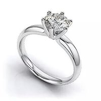 Artificial Diamond Ring