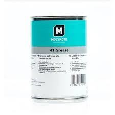 MOLYKOTE 41 Extreme High Temperature Bearing Grease Black
