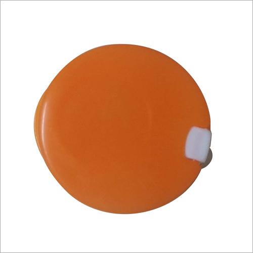 Plastic Orange Bottle Caps