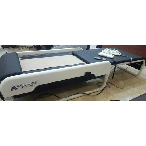 JADE STONE SPINE THERAPY MASSAGE BED