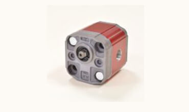 Reversible Hydraulic Pump ø22 BH Body-Shaped FLANGE – Group 0