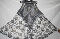 Stonewashed Umbrella Dress