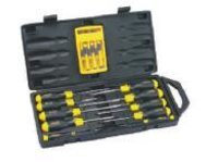 16PC Cushion Grip Screwdriver Set