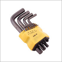 9 Pcs Hex Key Set