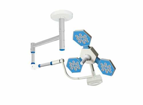 Ceiling Mounted Double Dome LED Operation Light