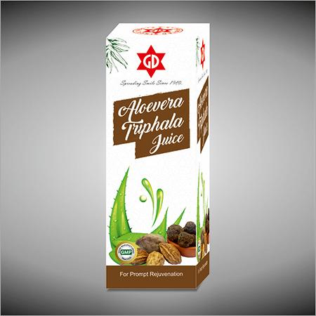 Aloe Triphala Juice