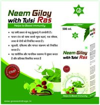 Neem Giloy with Tulsi Juice