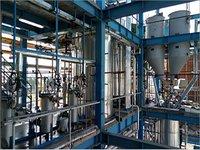 Canola Oil Refining Plant
