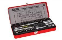 46PC 3.8 Inch SQ DR Drive Socket & Bit Set