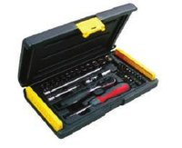 35PC 1.4 Inch SQ DR 6PT Socket Set