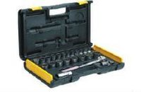 26PC 1.2 Inch SQ DR 12PT Socket Set