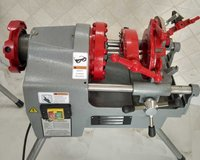 Electric Conduit Pipe Threading Machine Size-15 Mm To 51 Mm