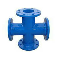 Ductile Cast Iron Cross Flanged