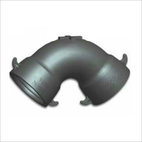 Socket Bend Ductile Cast Iron