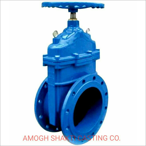 Ductile Cast Iron Sluice Valve