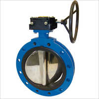 Ductile Cast Iron Butterfly Valve